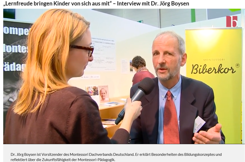 Interview Dr. Jörg Boysen